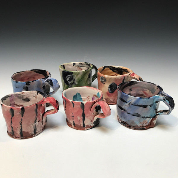 Mugs by George McCauley