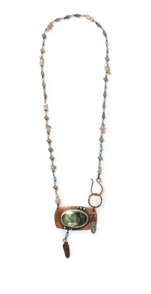 Eye of the Storm AmuletJewelry