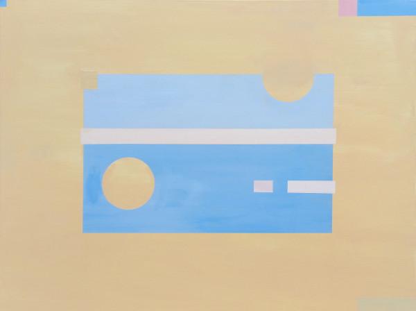 Bliss - 101 x 76 x  3.5cm - acrylic on canvas