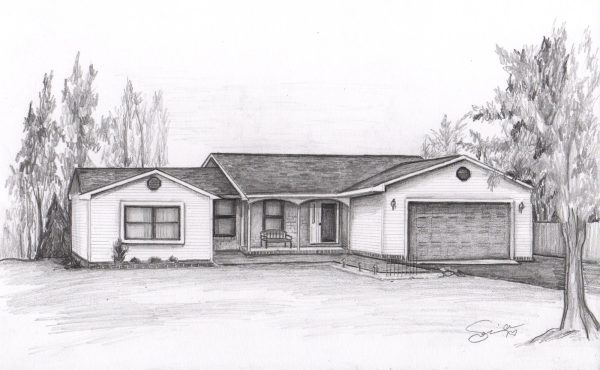 McHouse Drawing