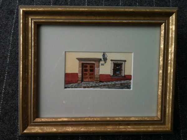 San Miguel de Allende door series #1