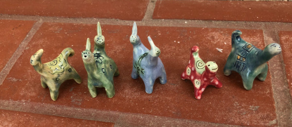 Mini critters - available individually :-)
