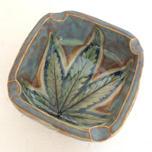 Rainbow Pride leaf impression box
