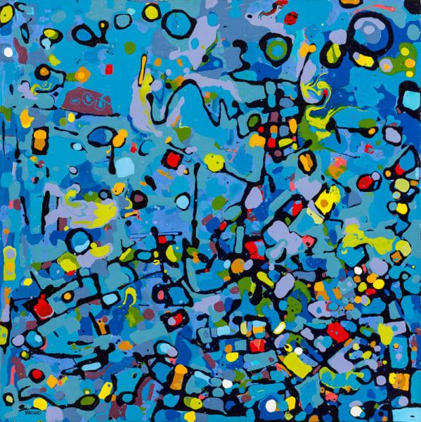 """""""Blue Satellite"""""""