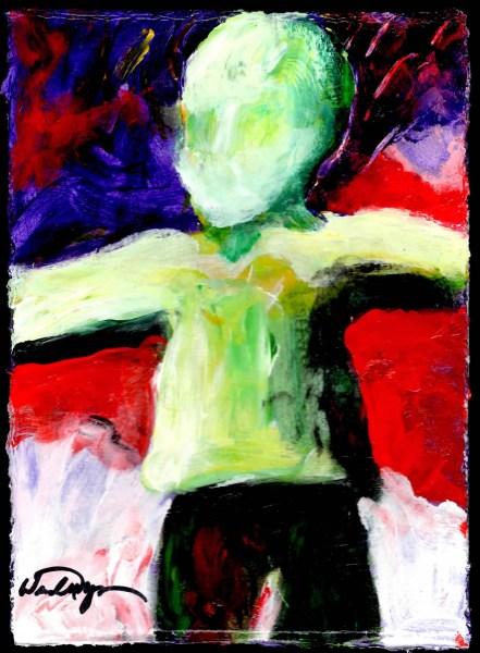 Standing Figure #10