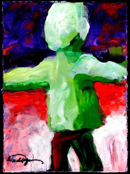 Standing Figure #11