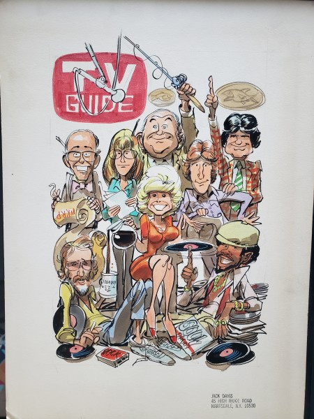 TV Guide cover