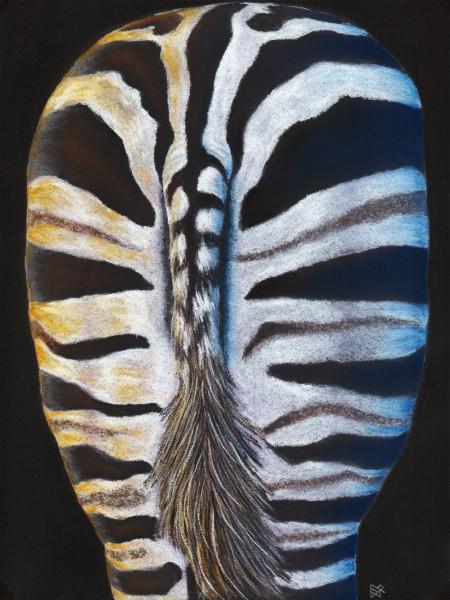 PatternEyes - Zebra Butt