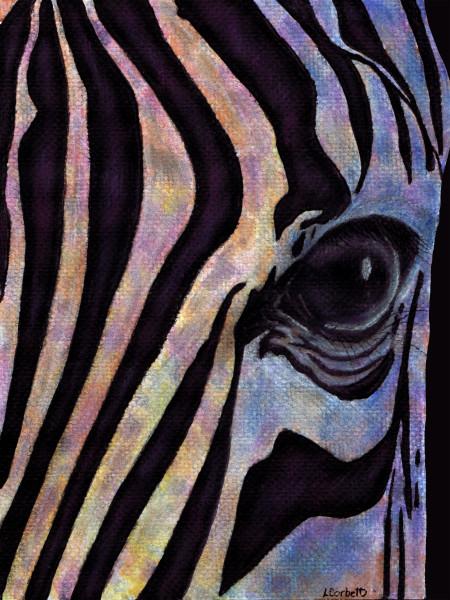 PatternEyes - Zebra