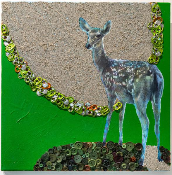 Venadito azul (Blue Deer)