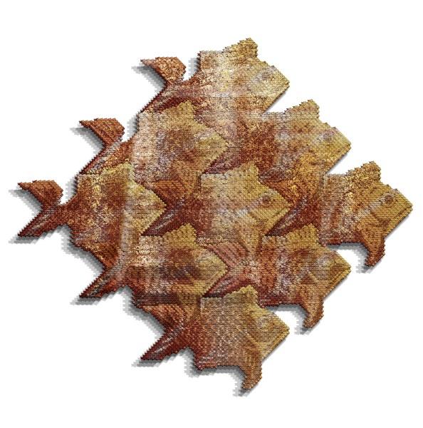 Fish Scales VII