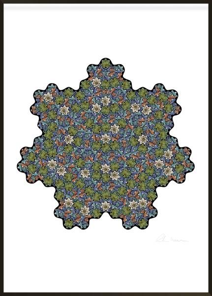 Nasrid's Nymphaea I