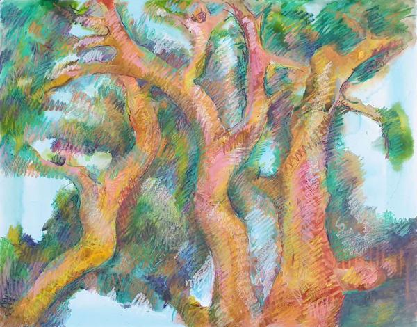 High Tree Branching