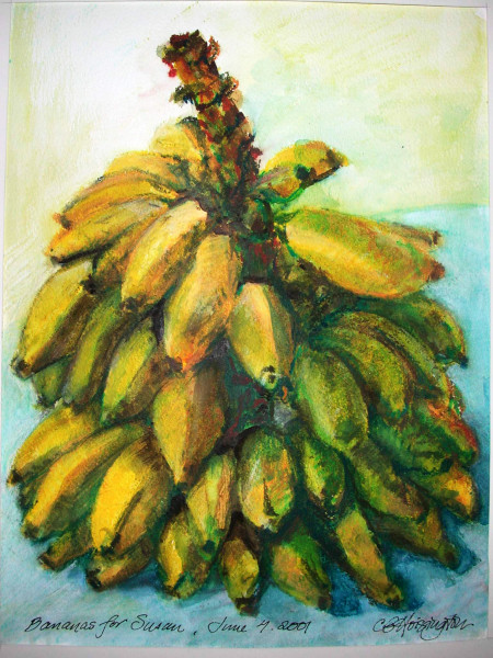 Bananas for Susan