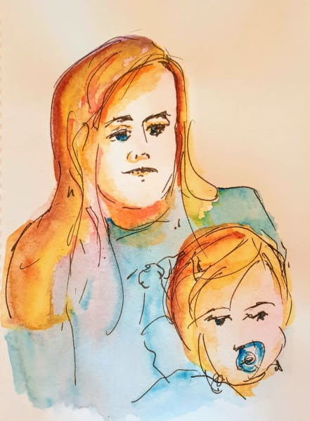 Mum & Babe