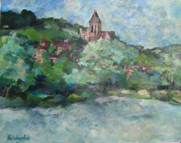 Vetheuil Hillside