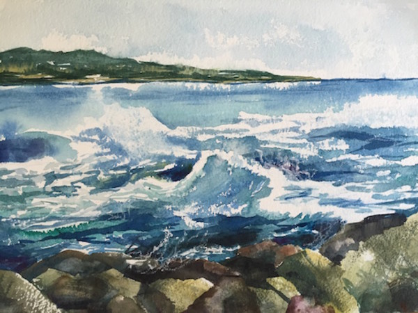 Power of the Sea, Rockport, Maine