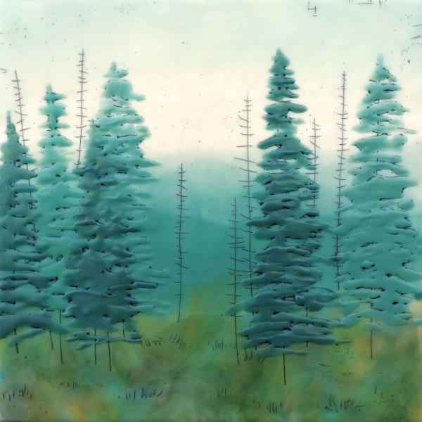 Quiet Forest No. 70