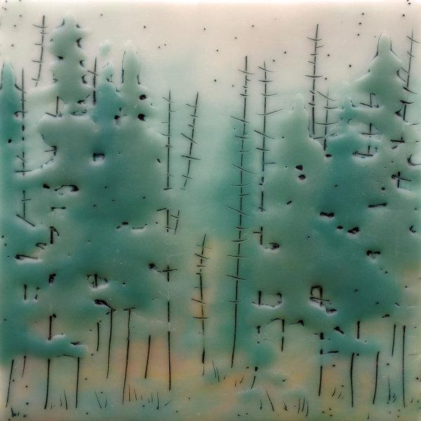 Quiet Forest no. 74