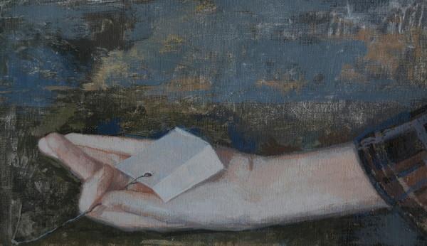 Hand Study (Stephen's Note)