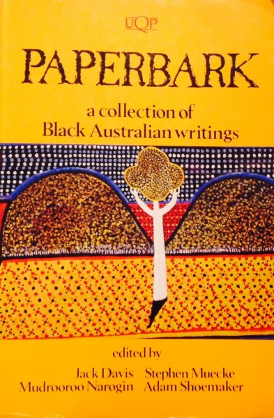 """Paperbark. """"A collection of Black Australian writings"""""""