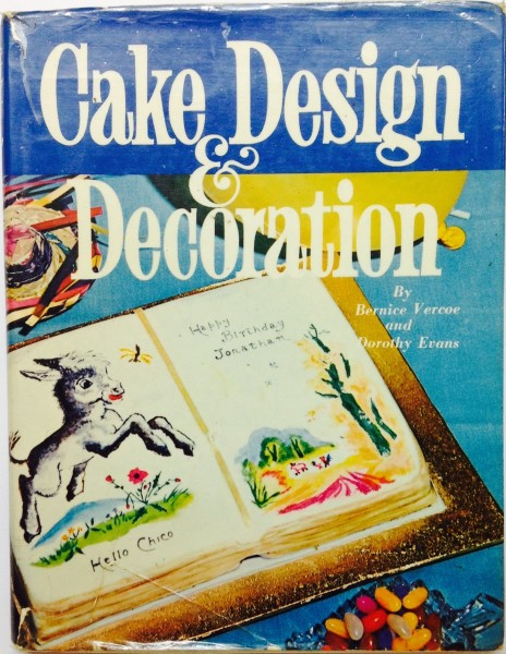 Cake Design & Decorations 1966