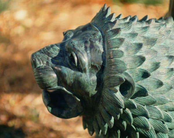 Chimera Lion (head)