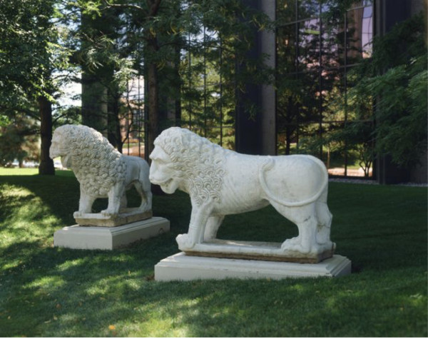 Lions of Lucca