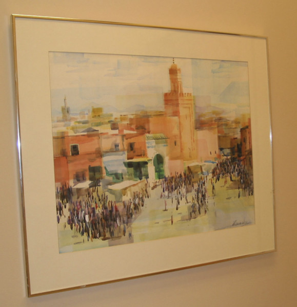 The Tower Medina, Marakash, Morocco