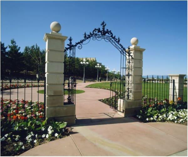 Samson Park (Gates)