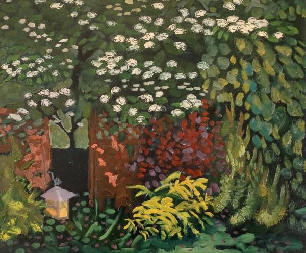In Lisa's Garden
