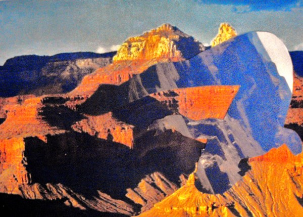 As Trump Selects An E.P.A. Director, The Grand Canyon Tries To Commit Suicide By Diving Into Itself.