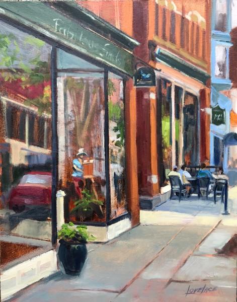 Patrick Street Reflections