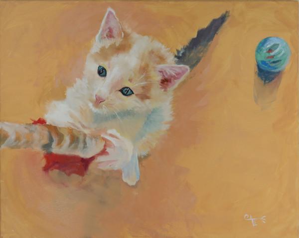 Callee's Kitten III: A Rescue