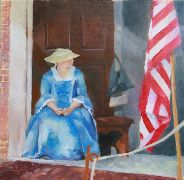 Colonial Williamsburg Gatekeeper I