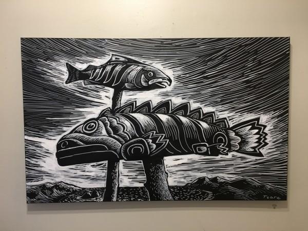 Fish Totem