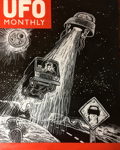 UFO Monthly