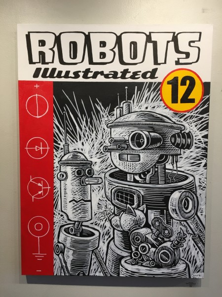 Robots Illustrated