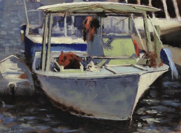Port Salerno Fishing Boat