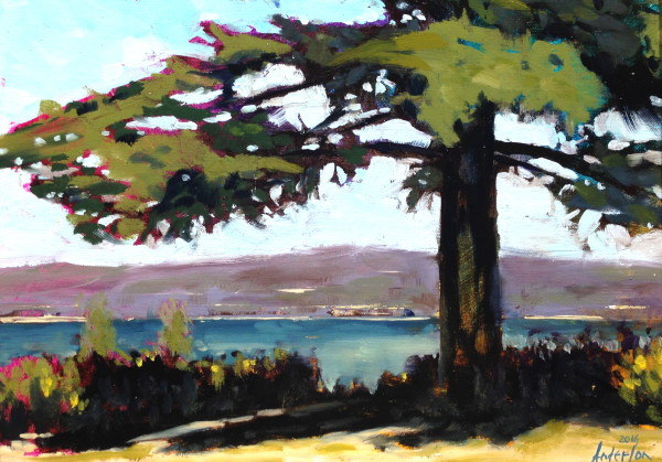 Bay View Gardens Plein Air