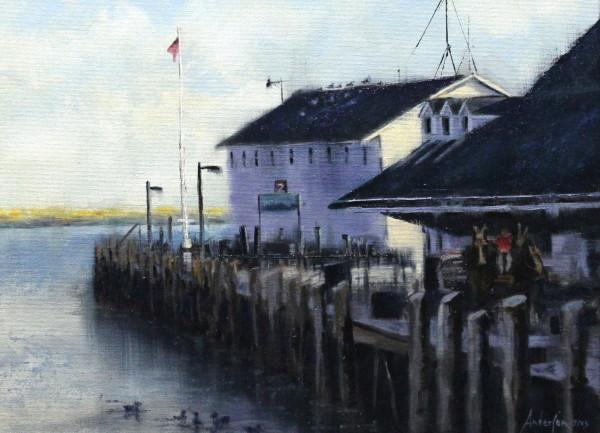 Mackinac Loading Dock
