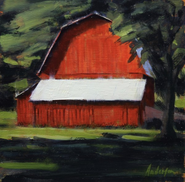 Olson Farm Barn