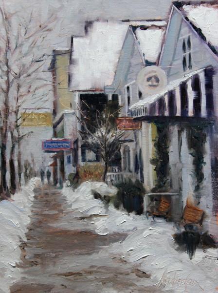 Downtown Harbor- Winter