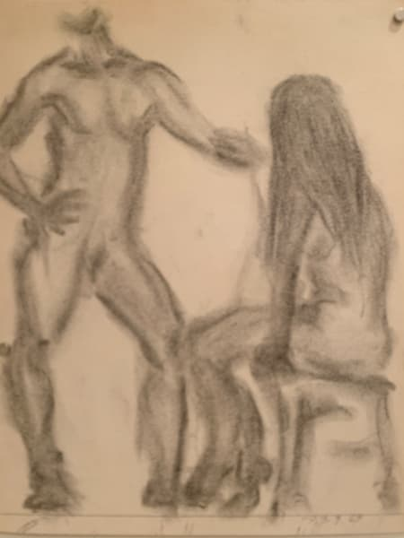 Male and Female Nudes