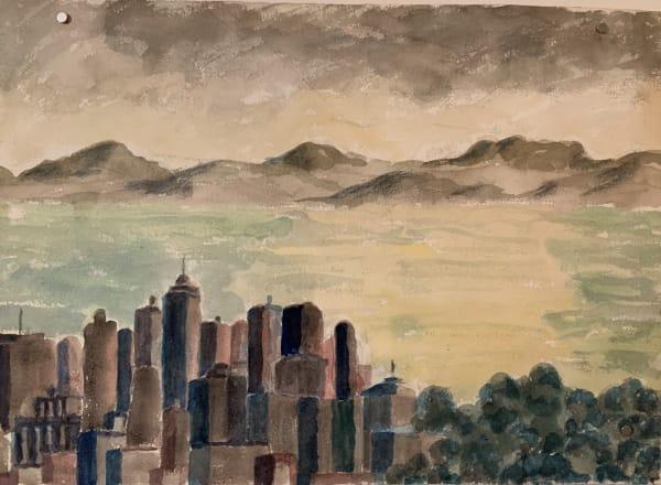 View of San Francisco and Bay