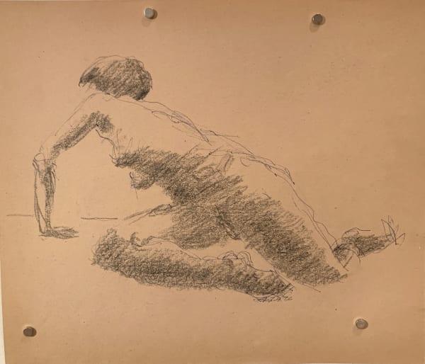 Female Nude Twisting