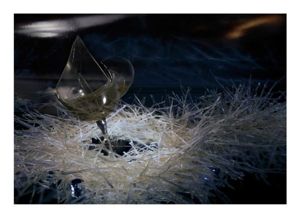 Glass #267 from the series Shards | Taça #267 da série Estilhaços