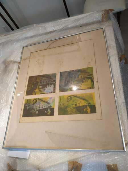 Quadros de uma exposição passada