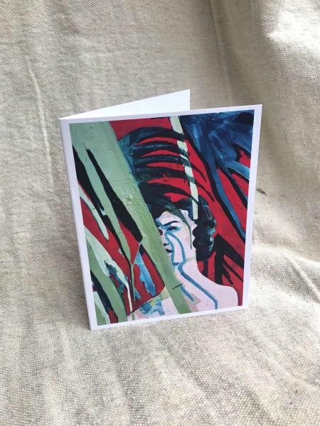 Veiling Card