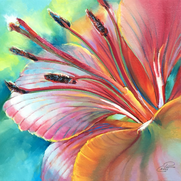 Psychedelic Lily